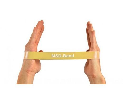 Loop - obręcz taśmy, taśma w kształcie pętli MSD-Band Global Superloop