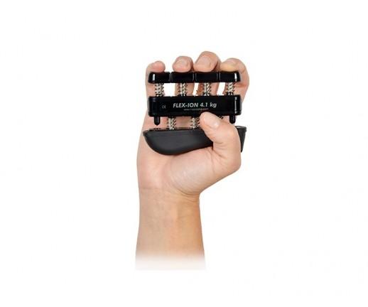 Zestaw: Przyrząd (ściskacz) do treningu dłoni Flex-Ion MSD wszystkie kolory (6 szt.) 02-000111