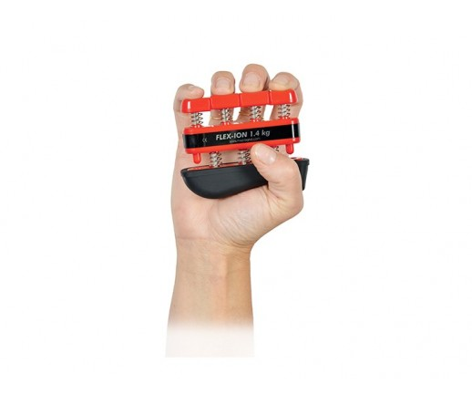 Zestaw: Przyrząd (ściskacz) do treningu dłoni MoVes Flex-Ion wszystkie kolory (6 szt.) 02-000111