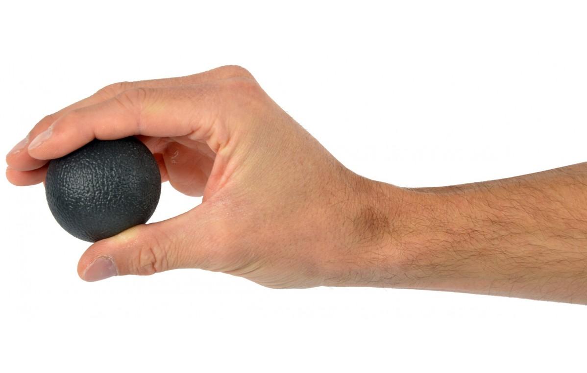 Trener dłoni piłeczka do ściskania MoVes 50mm (różne kolory)
