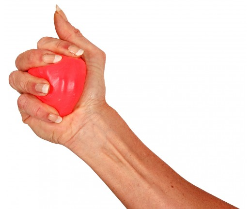 Masa do rehabilitacji dłoni Theraflex Putty Anti-Microbal MoVes (różne kolory i gramatura)