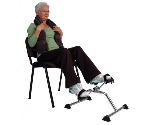 Rotor rehabilitacyjny mechaniczny do ćwiczeń czynnych kończyn górnych i dolnych MoVes (biały lub srebrny)