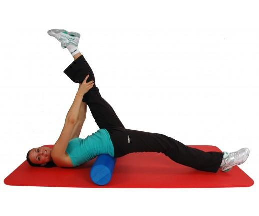 Wałek do ćwiczeń (pilatesu) Mambo Pilates Foam Roller MoVes (90 lub 45 cm)