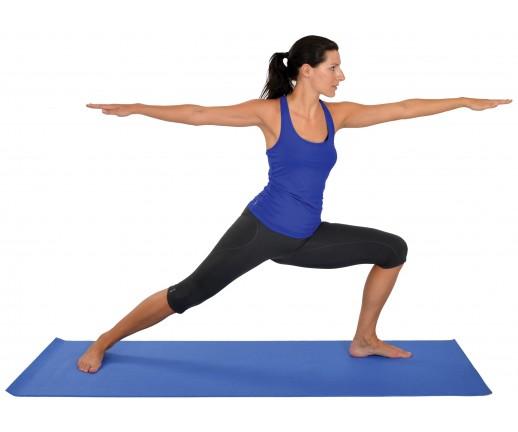 Mata do ćwiczeń (jogi) Mambo Yoga Block MoVes 180 x 60 x 04, cm - 04-010201