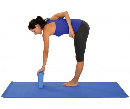 Blok do ćwiczeń Mambo Yoga Block MoVes 7,5 x 15 x 23 cm - 04-010202