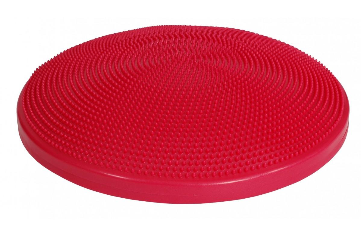 Trener równowagi (poduszka sensoryczna) Mambo Balance Trainer MSD czerwony 60 cm 05-040103
