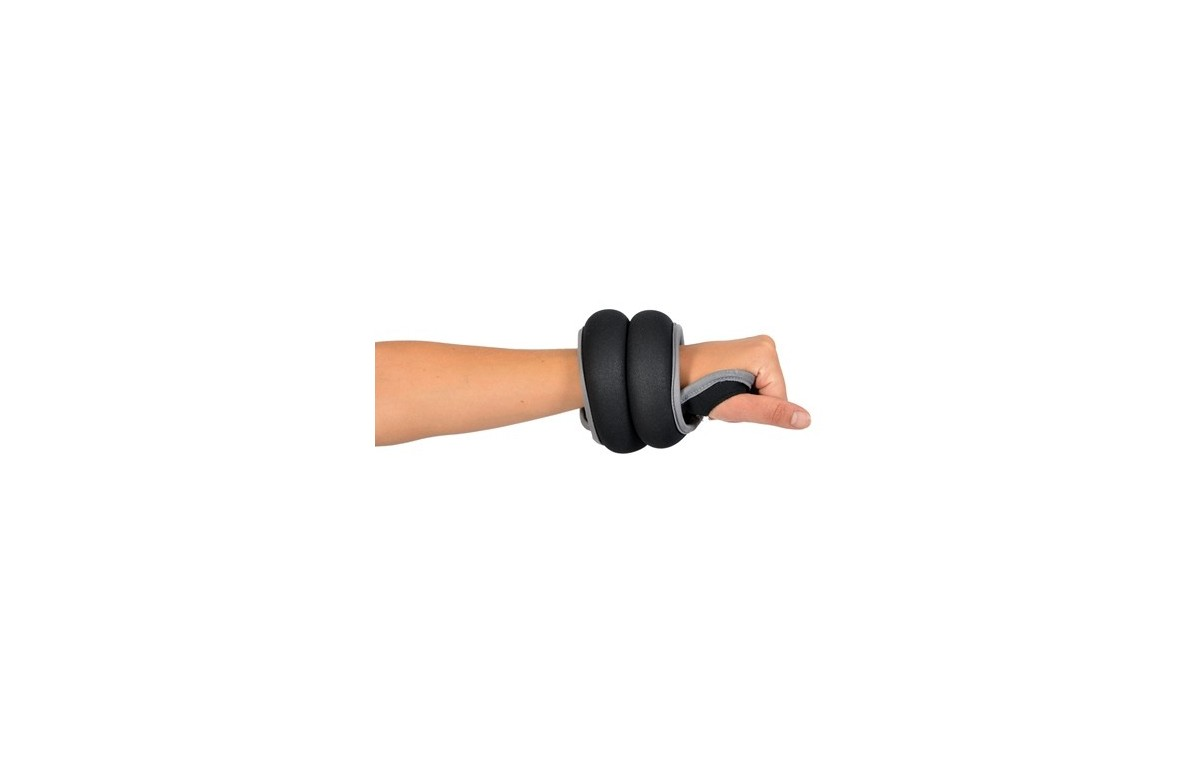Obciążniki (manżety) na nadgarski Mambo Thumb Lock Wrist Weights (para)