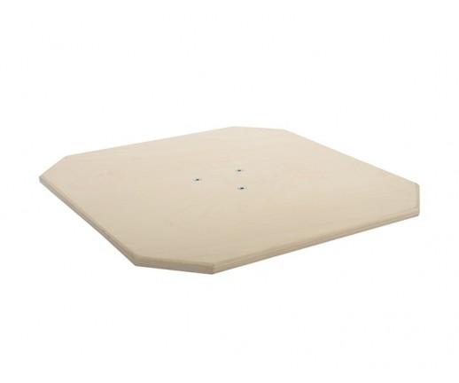 Trener równowagi (dysk równoważny) Mambo Max Wooden Balance Board MSD (kwadratowy) - 05-040001