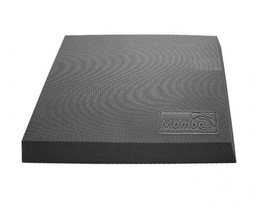 Trener równowagi (poduszka równoważna prostokątna), grafitowy Mambo Balance Pad MoVes 05-040303