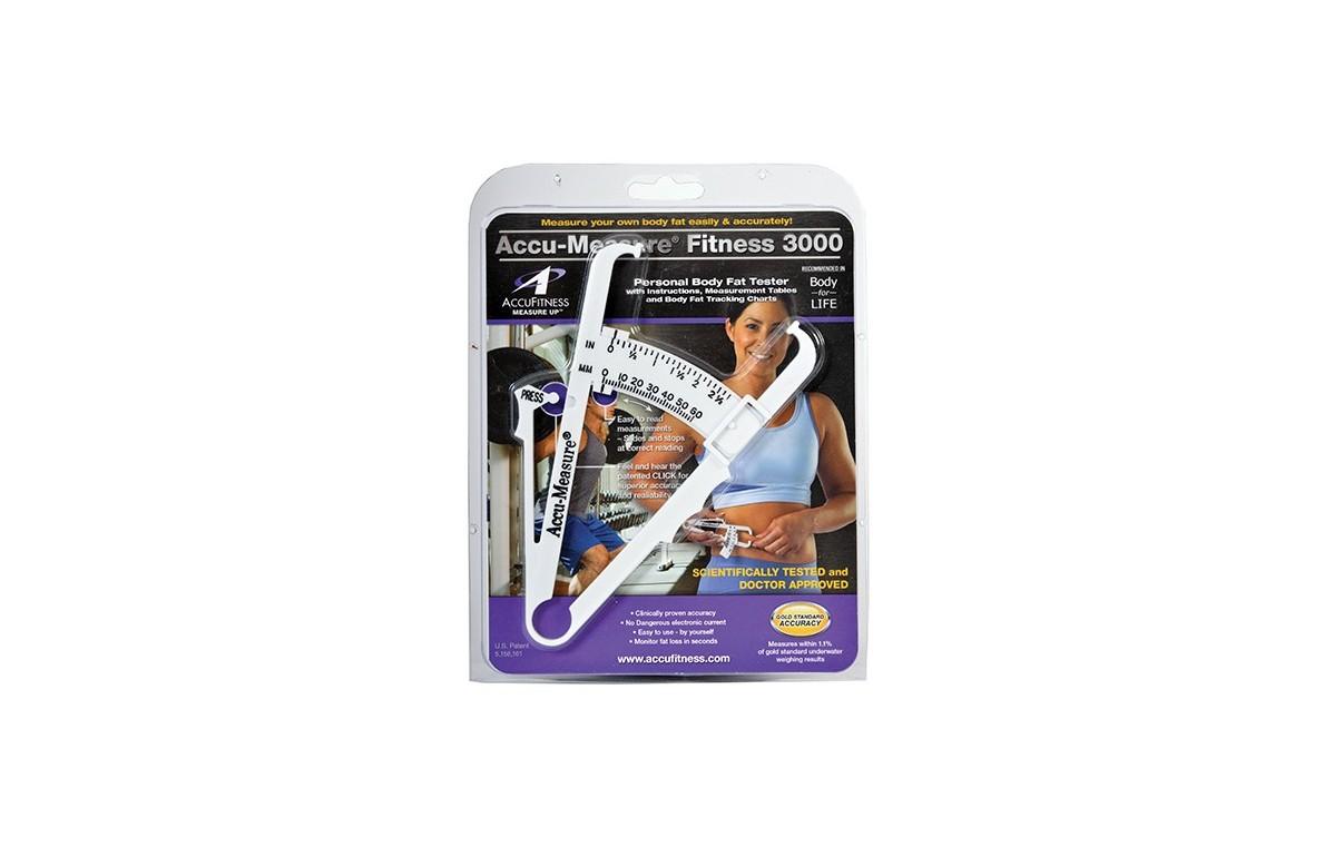 Cyrkiel do mierzenia fałdu skóry (klasyczny, biały, 60mm) MoVes  - 08-040103
