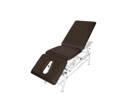 Stół rehabilitacyjny 3-cz. elektryczny (z funkcją fotela) MASTER 3E-F