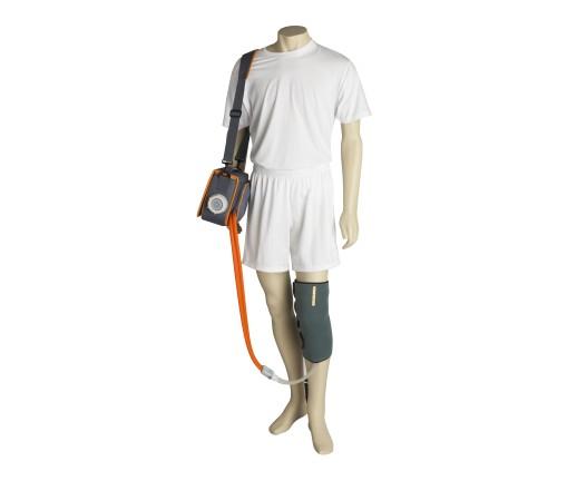Mankiet chłodząco-kompresyjny Gioco - kolano
