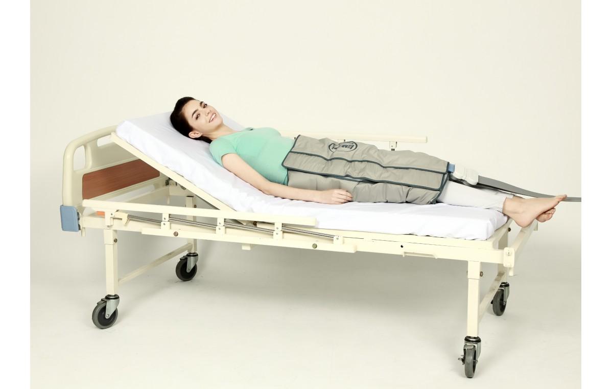 Mankiet na biodra i brzuch (pas biodrowy) 6 komorowy + przewód powietrzny pojedynczy do WIC 2008MS