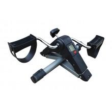 Rotor rehabilitacyjny do ćwiczeń czynnych kończyn górnych i dolnych, składany, z wyświetlaczem LCD MoVes (czarny) - 03-010202
