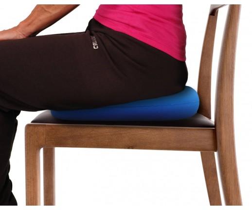 Poduszka (dysk) Mambo Max Comfort Cushion MoVes, 33 cm, z pompką (różne kolory)