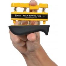 Przyrząd (ściskacz) do treningu dłoni MoVes Flex-Ion (różne kolory)