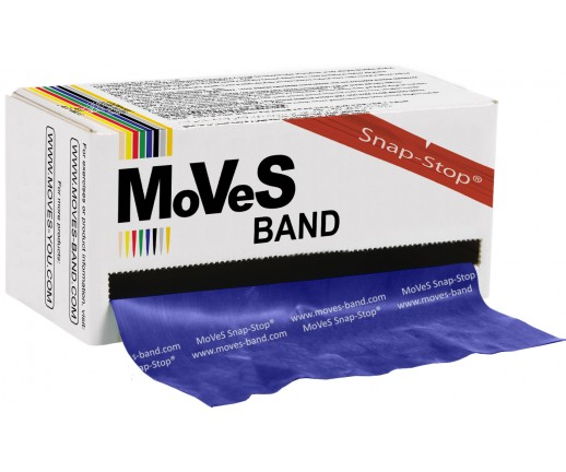 Taśma rehabilitacyjna MoVes-Band 5,5 m