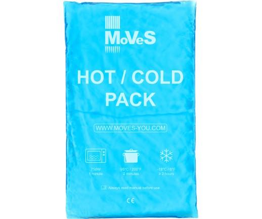 Okład (kompres) żelowy MoVes Hot/Cold Pack Classic (różne wymiary)