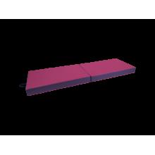 Materac dwuczęściowy 200x100x10 cm - NC142