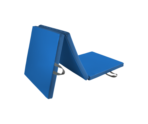 Materac trzyczęściowy 180x60x5 cm