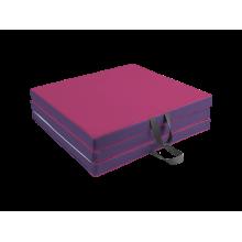 Materac trzyczęściowy 195x100x5 cm - NC145