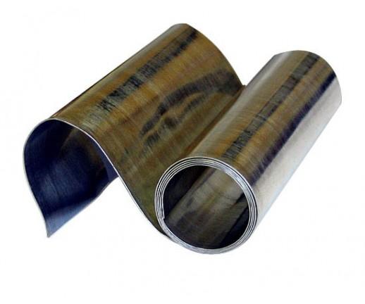 Folia cynowa (SxGxD) 140 x 0,7 x 1000 mm