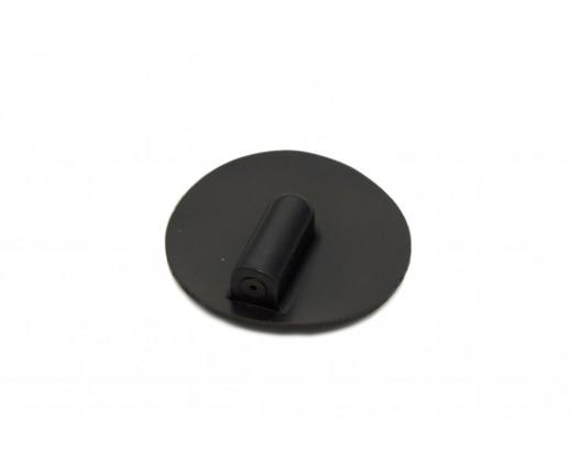 Elektroda silikonowa okrągła z gniazdem 2 mm, średnica 50 mm