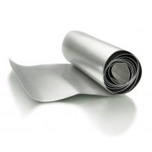 Folia aluminiowa do elektrod (SxGxD) 140 x 0,5 x 1000 mm